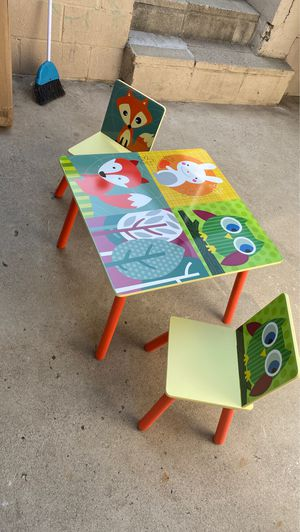 Kid's table for Sale in Spring Valley, CA