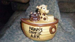 Vintage classic! Norcrest, Noahs Ark cookie jar. for Sale in Wood Village, OR