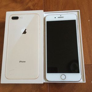 Factory unlocked iPhone 8 Plus 64gb for Sale in Tacoma, WA