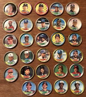 43 Topps Baseball card coins for Sale in Zanesfield, OH