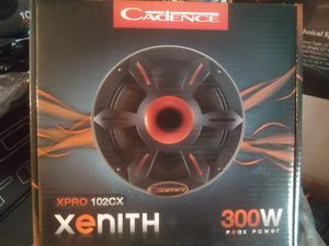 "New Cadence XPRO102CX 10"" Pro Audio Mid with Compression Driver ($100 each) for Sale in Schenectady, NY"