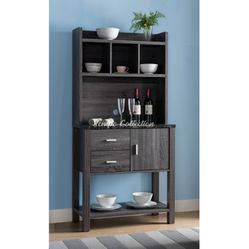 New Baker's Rack, Grey, SKU# ID161891TC for Sale in Santa Fe Springs,  CA