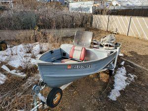 4 seat motor boat for Sale in Denver, CO