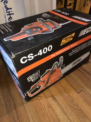 "Echo CS-400 18"" Bar Chainsaw (Brand New In Box) for Sale in Miami, FL"
