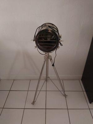 Nautical studio floor lamp spot light for Sale in Miami, FL