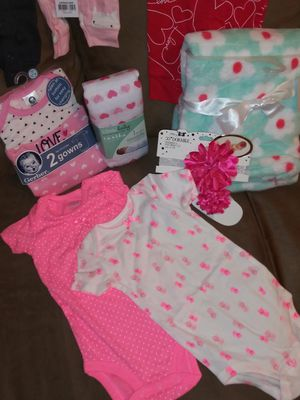 Baby girl clothes etc for Sale in Salt Lake City, UT