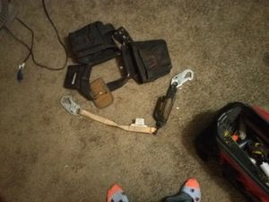 Husky tool belt and strap for Sale in Golden, CO