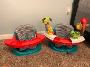 High chair/ Booster seat infantino for Sale in Charlotte, NC