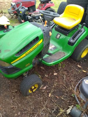 3 three riding lawn mowers for sale for parts for Sale in Houston, TX