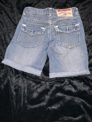 True Religion Jean Shorts! Size 32 for Sale in Pittsburgh, PA