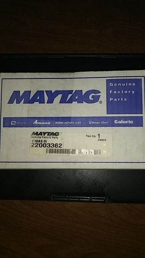 Maytag ( Timer ) for Sale in Milwaukee, WI