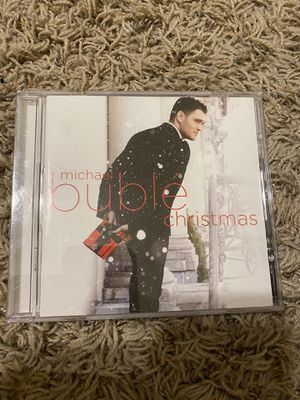 Michael bublé Christmas CD for Sale in Bedford, TX