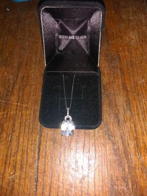 Sterling silver Moissanite With real diamonds for Sale in Wichita, KS