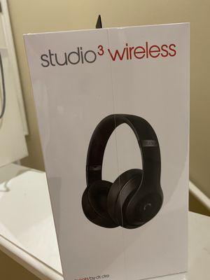 Studio3 wireless Beats by DRE for Sale in St. Petersburg, FL