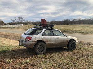 2002 Subaru Impreza Outback Sport for Sale in Chesterfield, VA