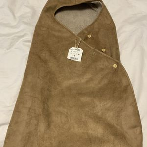 Suede Newborn Baby Swaddler for Sale in Atherton, CA