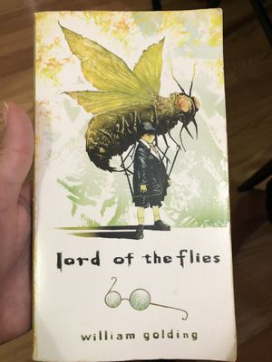 Lord of the Flies Book with notes for Sale in Worth, IL