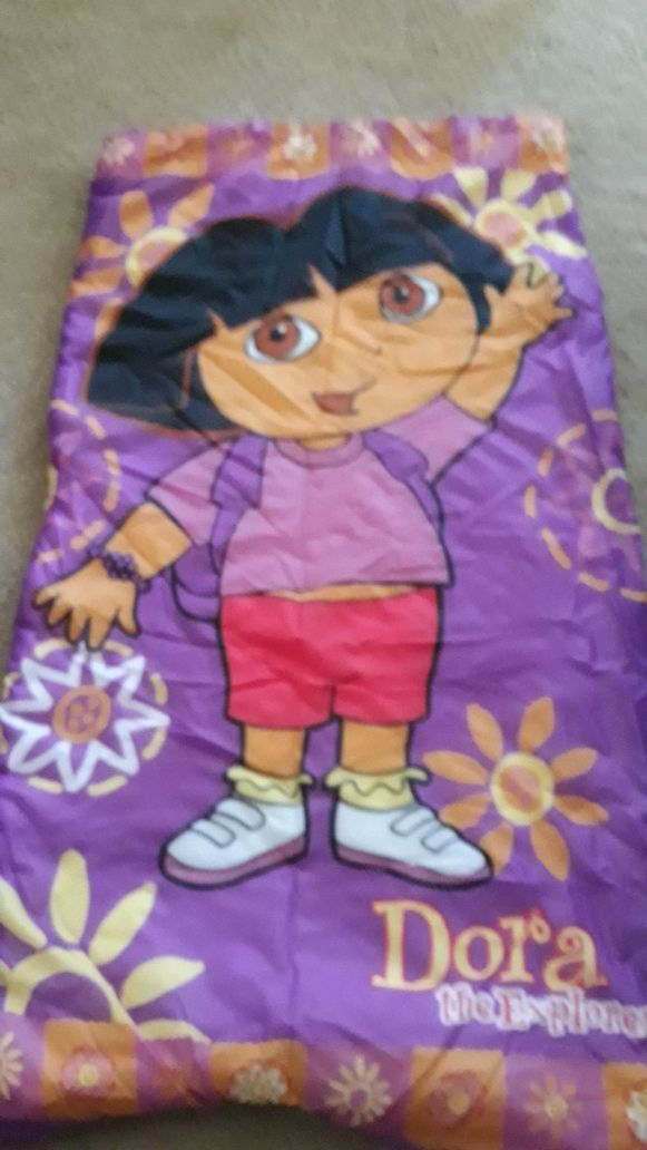 Sleeping bag Dora