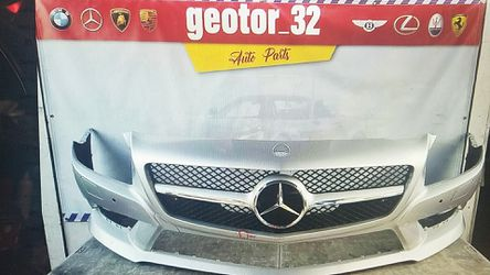 Mercedes SL550 front bumper 2015 for Sale in South Gate,  CA