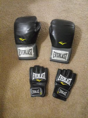 Boxing gloves for Sale in San Jacinto, CA