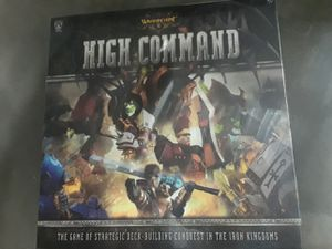 Warmachine High Command board game NEW for Sale in Fort Pierce, FL