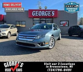 2011 Ford Fusion for Sale in Brownstown,  MI