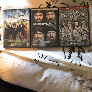 Duck Dynasty DVDs for Sale in San Carlos, CA