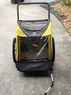 Co pilot kids bike trailer and jogging stroller for Sale in Coral Springs, FL