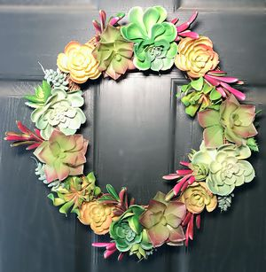 Beautiful Brand New Door Wreath! Make An Offer!! for Sale in Bristow, VA
