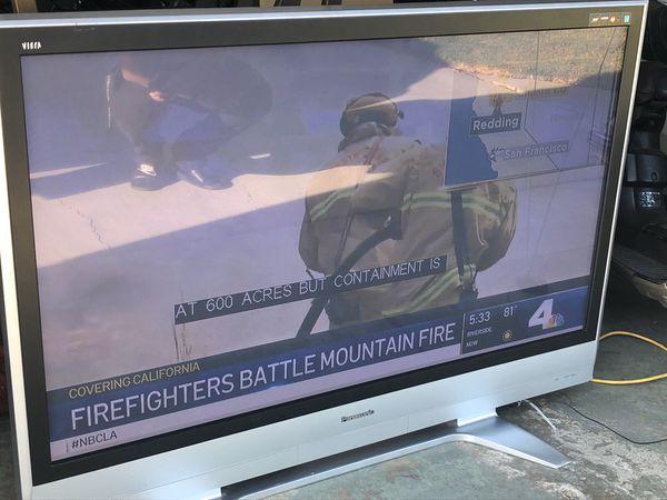 "60"" inch Panasonic flatscreens HD TV"