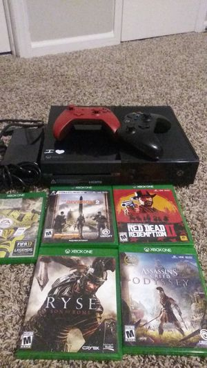 Xbox one 500gb for Sale in Charlotte, NC