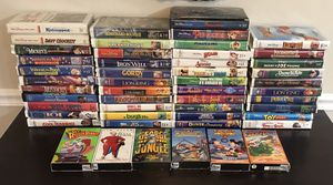 Disney VHS Tapes just $2 Each or Best Offer on ALL for Sale in Port St. Lucie, FL