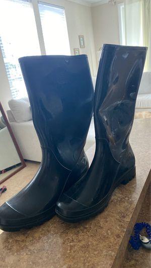 Women's rain boots for Sale in Portsmouth, VA