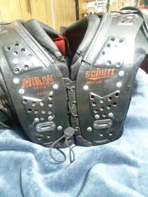 Football Shoulder Pads for Sale in Denver, CO
