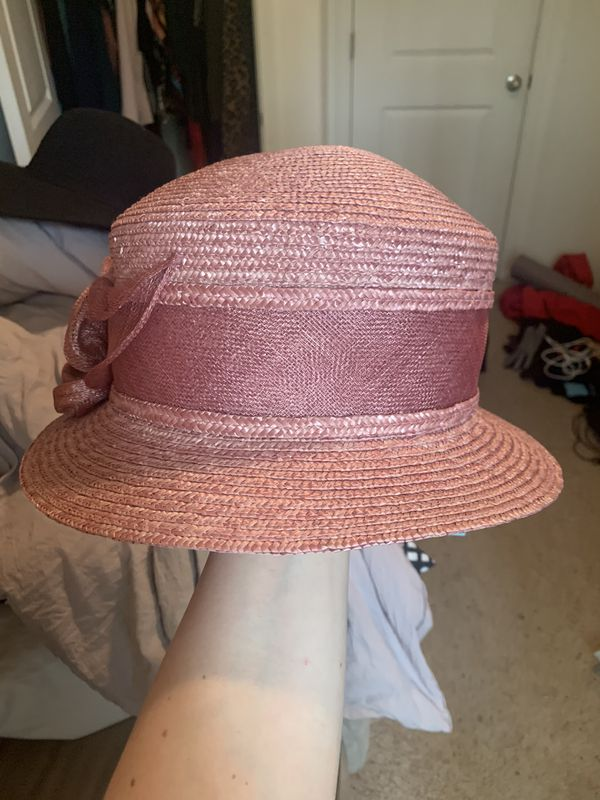 Women's Pink Hat