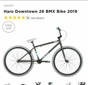 26 Bmx Haro for Sale in Los Angeles, CA