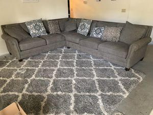 Very Nice Sectional Sofa ! Sectional couch ! Costco couch ! Large sofa ! Comfortable couch ! Sofa ! Couch ! Sillon ! Free delivery for Sale in Berkeley, CA