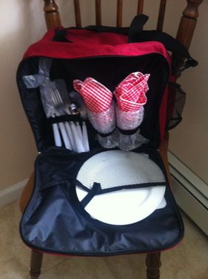 Picnic Cooler/Set for Sale in Queens, NY