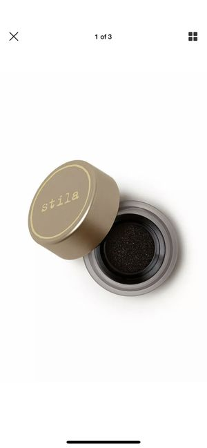 NEW Stila Got Inked Cushion Eye Liner Black Obsidian Ink .15 fl oz for Sale in Seattle, WA
