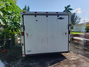 Enclosed trailer 8.5x20 for Sale in Cutler Bay, FL