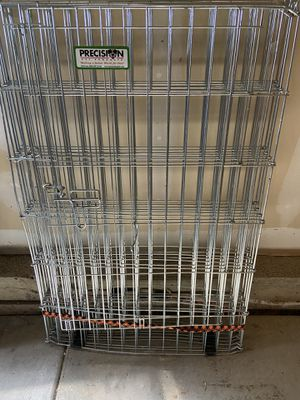 Dog cage. Collapse able for Sale in Denver, CO