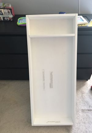 Changing table and pad with cover for Sale in Hyattsville, MD