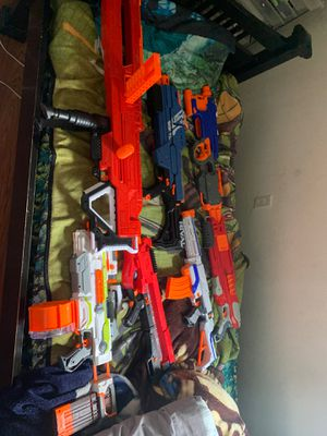 Nerf guns for Sale in Dade City, FL