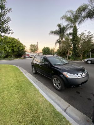 2004 Nissan Murano 3.5L V6 for Sale in Westminster, CA