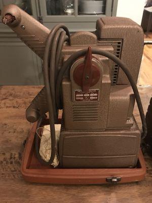 Vintage Projector - Ampro Futuristica (8mm) for Sale in San Antonio, TX