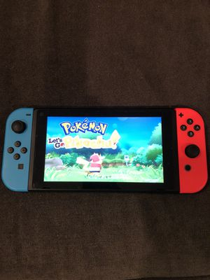 Nintendo Switch with Pokémon GO for Sale in Washington, DC