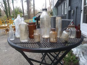 Antique bottles for Sale in Richmond, VA