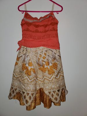 Moana Classic Child Costume (1 piece) for Sale in Houston, TX