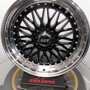 "IPW Custom Wheels Model W881 Staggered 20"" Set for Sale in Tempe, AZ"