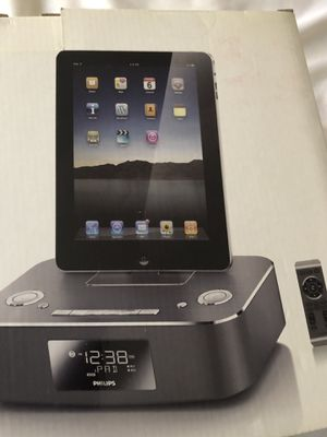 Philips iPad -iPod player for Sale in Sunnyvale, CA